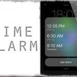 TimeAlarm - ロック画面からアラームのオン・オフ&追加が可能に [JBApp]
