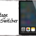 VintageSwitcher - iOS 6風のスイッチャーを再現!こっちは無料!! [JBApp]