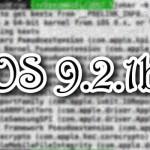 iOS 9.2.1 脱獄の足掛かりカーネルダンプに成功と報告!! が…i0n1c氏に非難される??
