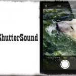 ByeShutterSound - カメラのシャッター音だけを無音化 [JBApp]
