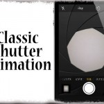 ClassicShutterAnimation - 以前のシャッターアニメーションに戻す!! [JBApp]