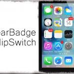 ClearBadgeFlipSwitch - 全バッジをサクッと一括削除!! [JBApp]