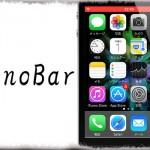 MonoBar - iOS 9対応!! 録音・通話中などの二段ステータスバーを廃止!! [JBApp]