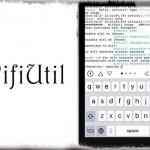 WifiUtil - コマンドからWiFiスポットのスキャンや接続などの操作を可能に [JBApp]