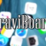 オリジナル版「GraviBoard」が開発を引き継ぎiOS 9対応予定!! Gravitationより高性能… [JBApp]