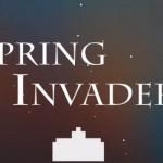 また懐かしい物を…アプリアイコンを使ったゲーム「SpringInvaders」が開発中 [JBApp]