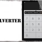Calverter - 電卓アプリにて16進数や8進数のコピペ&変換が可能に [JBApp]