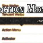 邪魔だったUpgradeボタンを削除「Action Menu v1.4.0」が登場、並び替えも [JBApp]