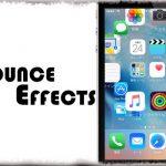 BounceEffects - いくつかのアニメーションにバウンド効果を [JBApp]