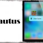 Lautus - クイックアクションからサクッとアプリのキャッシュ削除 [JBApp]
