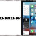 Phenomenon - スイッチャーを縦型デザインに!! エッジプレスや左手操作の方向け? [JBApp]