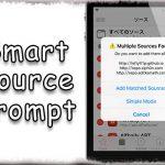 SmartSourcePrompt - リポジトリを複数一気に追加可能に!!コピーで簡単! [JBApp]