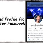 Round Profile Pic (For Facebook) - プロフィール画像を丸型アイコンに [JBApp]