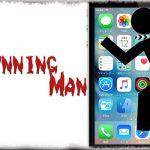RunningMan - My booの曲と共にランニングマンが画面上に登場 [JBApp]