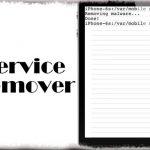 ServiceRemover - マルウェア「Service.dylib」をサクッと駆除 [JBApp]