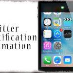 TwitterNotificationAnimation - 通知バナーのアニメーションをTwitterアプリ風に!! [JBApp]
