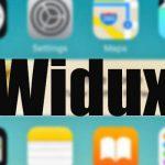 iOS Blocks風脱獄アプリ「Widux」の動きが分かる新たなデモ動画が公開 [JBApp]