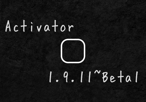beta-activator-1911-beta1-add-some-actions-events-fix-bugs-01