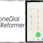 PhoneDialReformer - 電話キーパッドのボタンを円形から四角 or 角丸に変更 [JBApp]