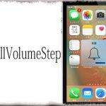 SmallVolumeStep - ボリュームボタンでの調整幅を自分好みにカスタマイズ [JBApp]