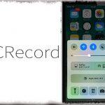 CCRecord - iOS 10対応、無料で使える「画面を録画」する脱獄アプリ!! [JBApp]