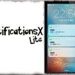 NotificationsX Lite - ロック画面の通知をiOS 10風デザインに [JBApp]