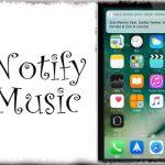 NotifyMusic - 再生中の曲タイトルやアーティスト名を通知でお知らせ [JBApp]
