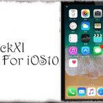 DockXI For iOS10 - ドック背景をiOS 11のiPad風スタイルに変更! [JBApp]