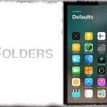 Bolders - フォルダ内のデザインを変更、1ページに表示出来るアプリ数も増加 [JBApp]
