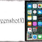 ScreenshotXI - iOS 11風スクリーンショット機能を再現!即編集も可能に [JBApp]