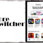 StoreSwitcher - 複数のApple IDをサクッと切り替え!海外用アカウントにも [JBApp]
