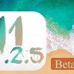 開発者向けに「iOS 11.2.5 Beta 1」をリリース、iOS 11.2.2〜11.2.4をすっ飛ばして…