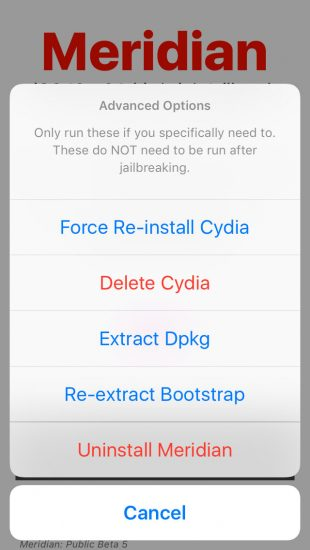 update-meridian-pb5-fix-delete-cydia-add-uninstall-meridian-2