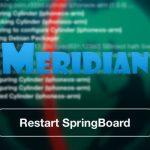iOS 10.3.3以下向け脱獄「Meridian」でもCydiaの動作に成功したことをSparkey氏が報告