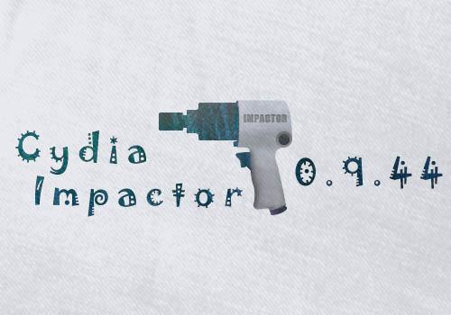 Cydia Impactorがv0 9 44へアップデート「provision cpp:138 maxQuantity