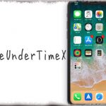DateUnderTimeX - iPhone Xのステータスバー時計下に「日付」も表示 [JBApp]