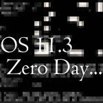 iOS 11.3に「未修正の脆弱性」があることをAlibaba所属SparkZheng氏が報告