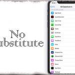 NoSubstitute - 特定のアプリ内のみ脱獄アプリの機能を無効化 [JBApp]