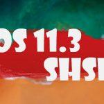 「iOS 11.3」のSHSHが発行を終了、iOS 11.3.1リリースから8日後