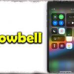 Cowbell - コントロールセンター内の「低電力モード」トグルにバッテリー残量を表示 [JBApp]