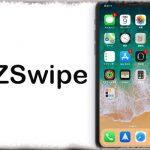 EZSwipe - ホーム画面にてSpotlightの代わりにコントロールセンターや通知センターを呼び出し [JBApp]