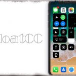 FloatCC - コントロールセンター背景の「ボカシ」を排除して透明化 [JBApp]