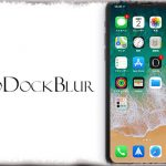 NoDockBlur - ドック背景のボカシを排除して透明に [JBApp]