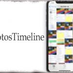 PhotosTimeline - カメラロール内にSnapchat風の年月スライダーを追加 [JBApp]