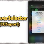 PowerSelector (CCSuport) - コントロールセンターから1つのトグルで各電源操作を可能に! [JBApp]