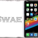 Swae - iPhone Xのステータスバーで使用されるフォントを変更 [JBApp]