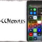 XB-CCModules - コントロールセンターの純正トグルを個別トグルに&その他トグルも追加 [JBApp]