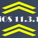 「iOS 11.3.1脱獄」はiOS 11.3以下に対応出来るか不明、iOS 11.3.1へのアップデートを!CoolStar氏から報告