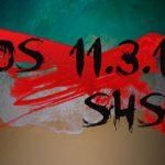 「iOS 11.3.1」のSHSHが発行を終了…!!脱獄犯は今のバージョンで待機を…!!