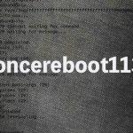 iOS 11.0〜11.3.1に対応した「noncereboot1131」がリリース、SHSHを活用したアップデートや復元などが可能に